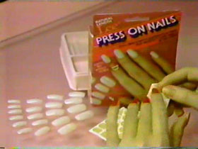 1985 - Lee Press On Nails