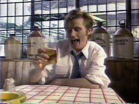 1991 - Denis Leary for London Underground